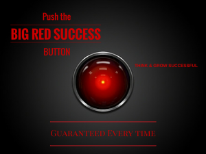 Big Red Success Button