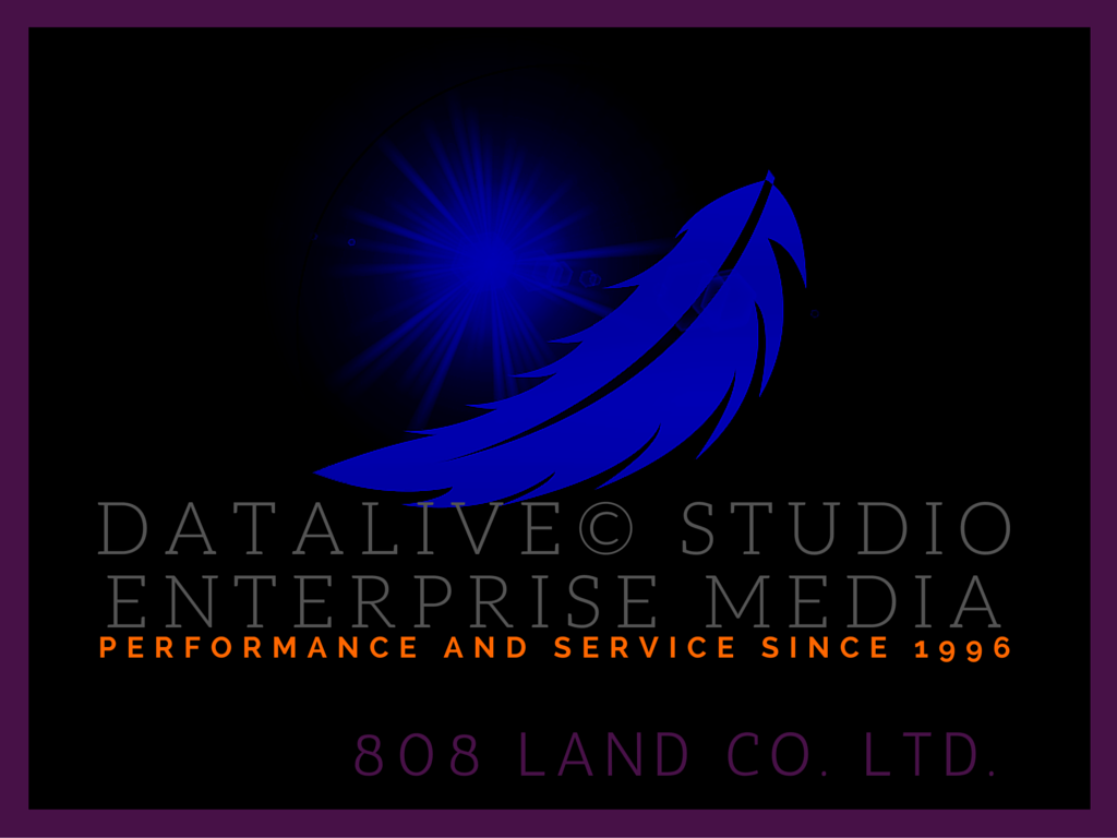 808 LAND CO LTD DATALIVE ENTERPRISE STUDIO 1996-2016 COPYRIGHT ALL RIGHTS RESERVED