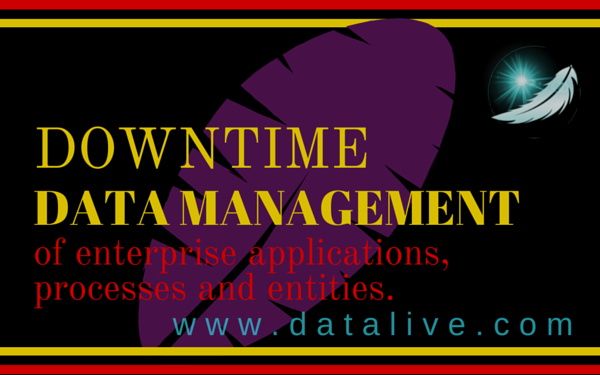 Downtime Data Management