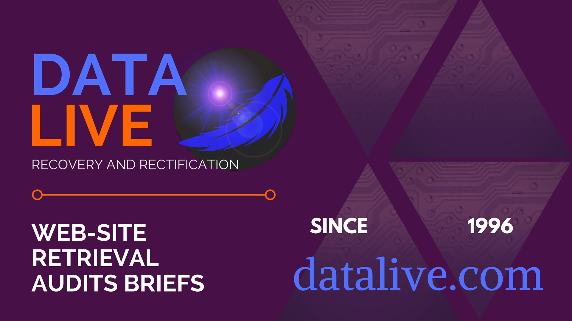 datalive web-site retrieval and rectification repossession reclamations legal case consultancy